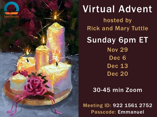 Zoom Advent Celebration