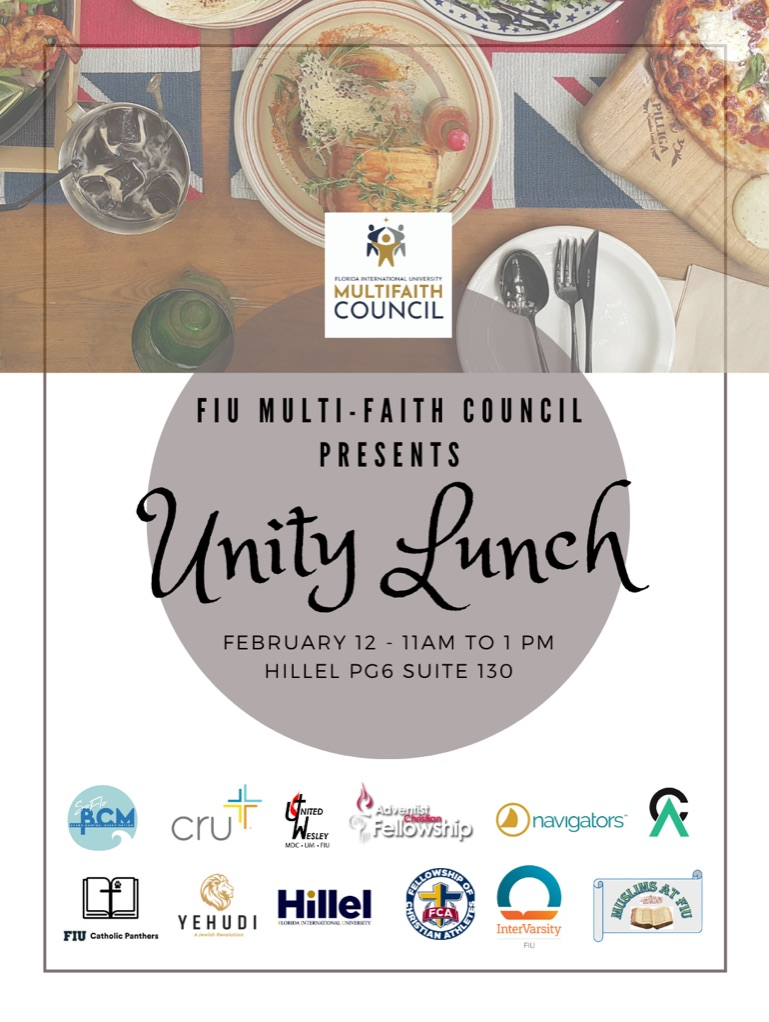 FIU-MFC Unity Lunch