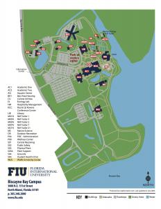 FIU BBC Map